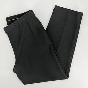 Men's HAGGAR Flat Front Dress Pants